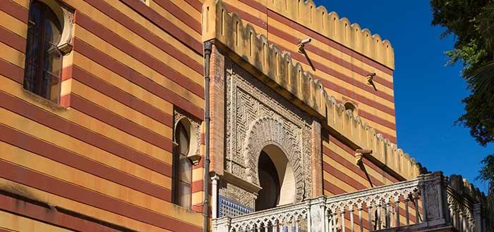 Palacio de Orleans - Borbón