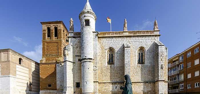 Qué ver en Tordesillas | Iglesia museo de San Antolín de Tordesillas
