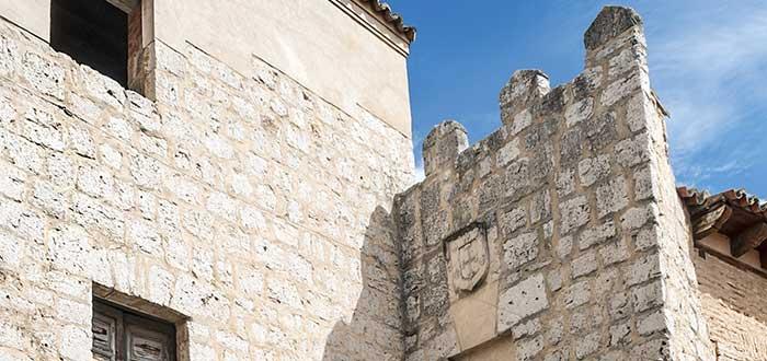 Qué ver en Tordesillas | Palacio de los Alderete