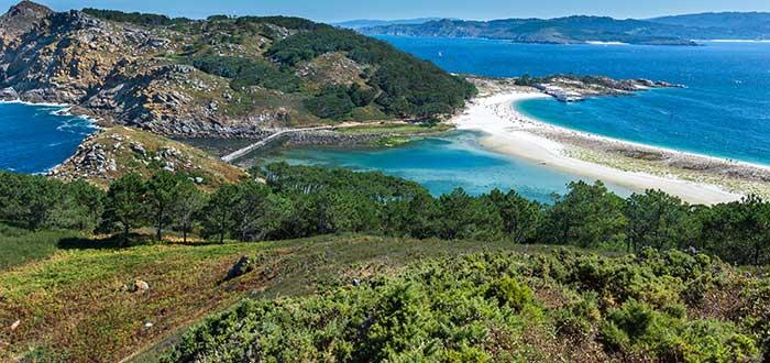 Qué ver en Vigo | Islas Cíes
