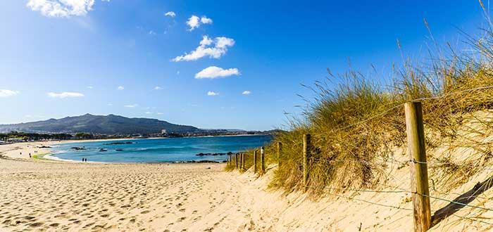 Qué ver en Vigo | Playa de Samil