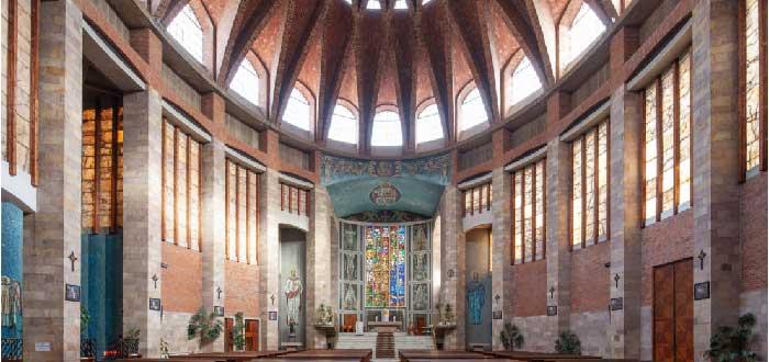 Qué ver en Torrelavega | Iglesia de la Virgen Grande
