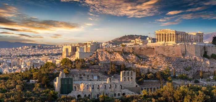 Destinos baratos en Europa   Atenas