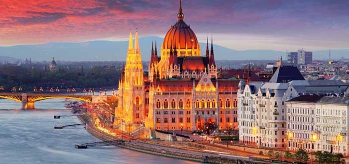 Destinos baratos en Europa   Budapest