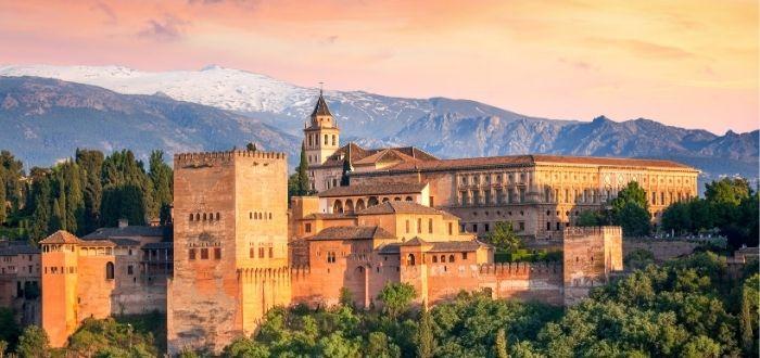 Granada Ciudades más bonitas de Europa