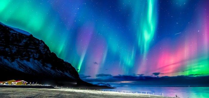 Los países más bonitos de Europa: Islandia.