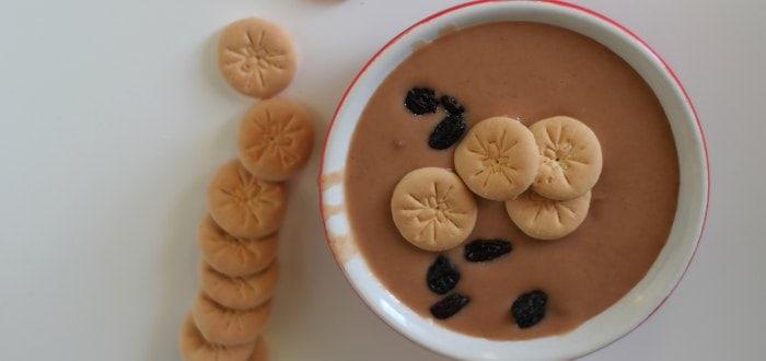 Comida típica de República Dominicana: las habichuelas con dulce.