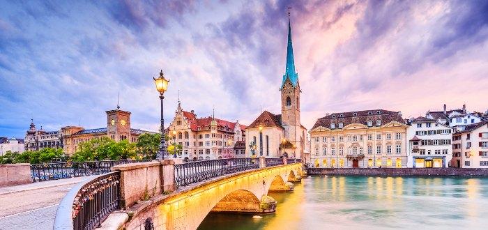 Qué ver en Zúrich