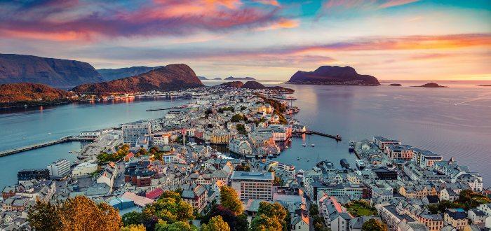 Ciudades de Noruega | Alesund