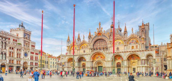 Qué ver en Italia, Basílica de San Marcos