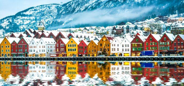 Ciudades de Noruega | Bergen