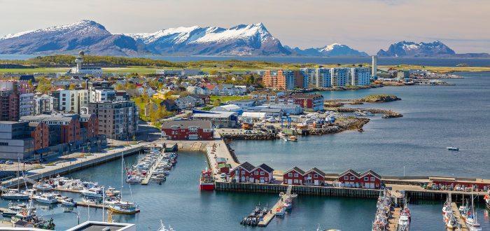 Ciudades de Noruega | Bodo