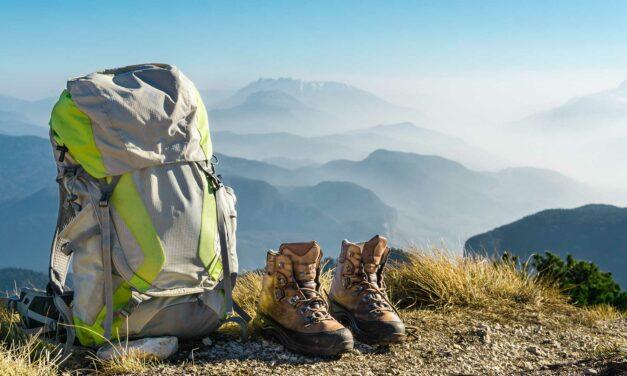 ¿Cómo escoger el calzado adecuado para hacer senderismo?