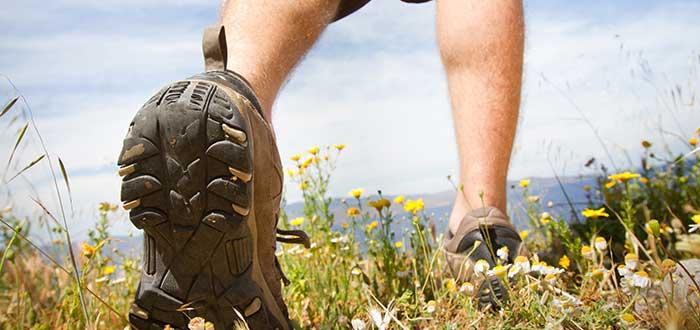 Cómo escoger el calzado adecuado para hacer senderismo. 1