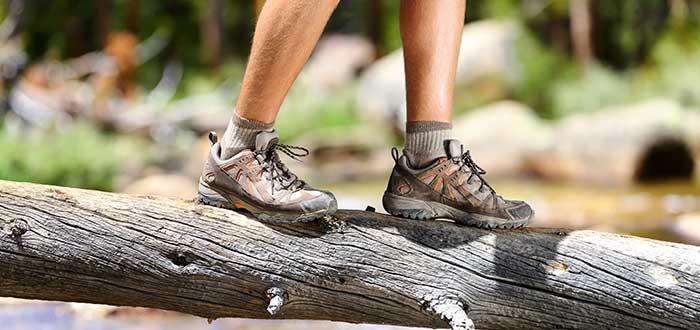 Cómo escoger el calzado adecuado para hacer senderismo. 2