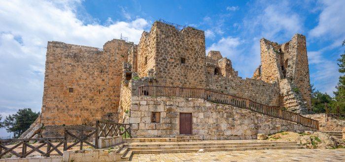 Qué ver en Jordania, Castillo de Ajlun