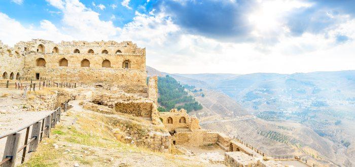 Qué ver en Jordania, Castillo de Karak