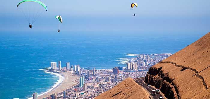 Ciudades de Chile | Iquique