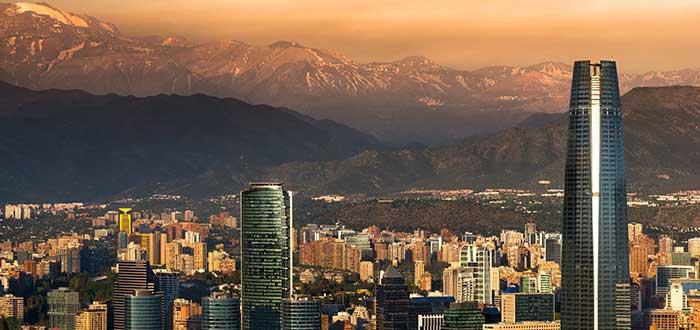 Ciudades de Chile | Santiago de Chile