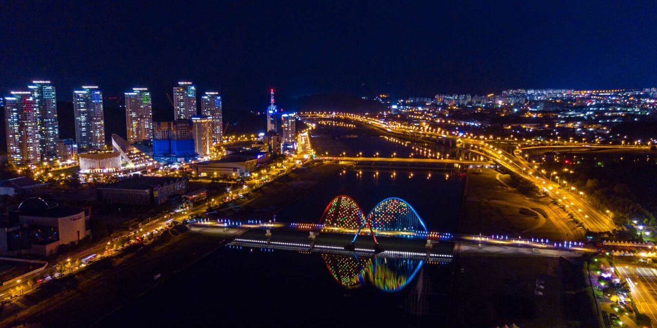 10 Ciudades de Corea del Sur   Imprescindibles