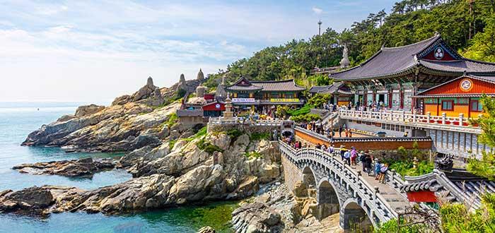 Ciudades de Corea del Sur | Busán