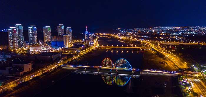 Ciudades de Corea del Sur | Daejeon