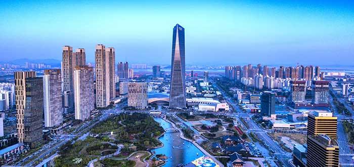 Ciudades de Corea del Sur | Incheon