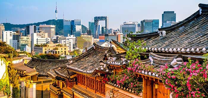 Ciudades de Corea del Sur | Seúl