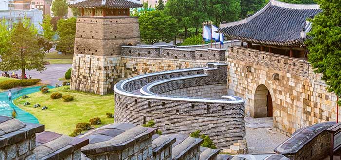 Ciudades de Corea del Sur | Suwon