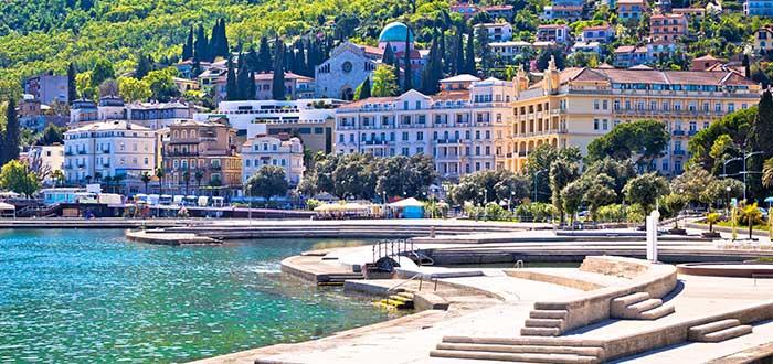 Ciudades de Croacia | Opatija