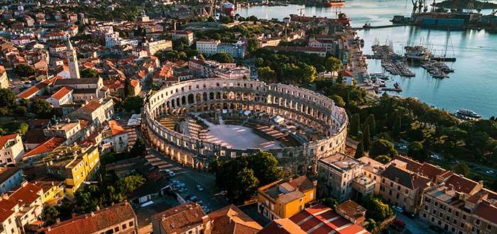 Ciudades de Croacia | Pula