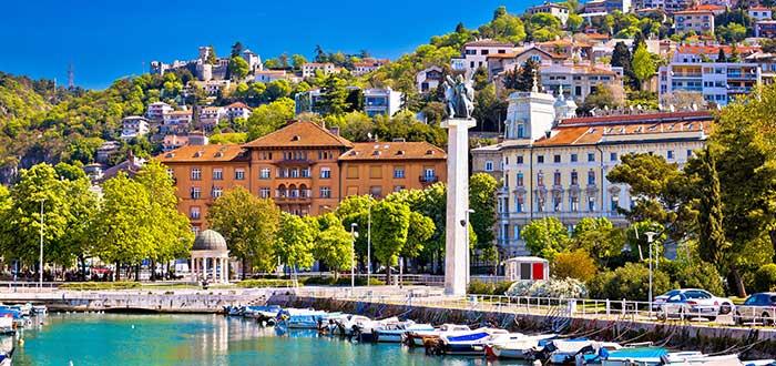 Ciudades de Croacia | Rijeka