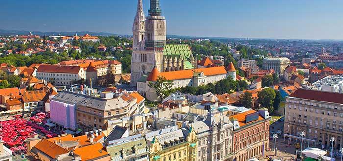 Ciudades de Croacia | Zagreb