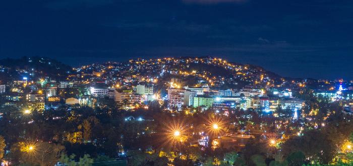 Ciudades de Filipinas Baguio