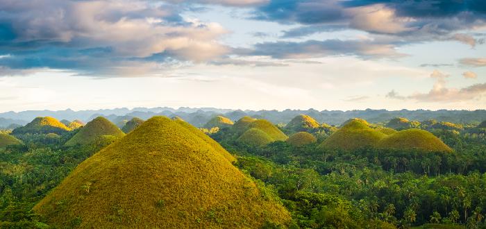Ciudades de Filipinas Bohol