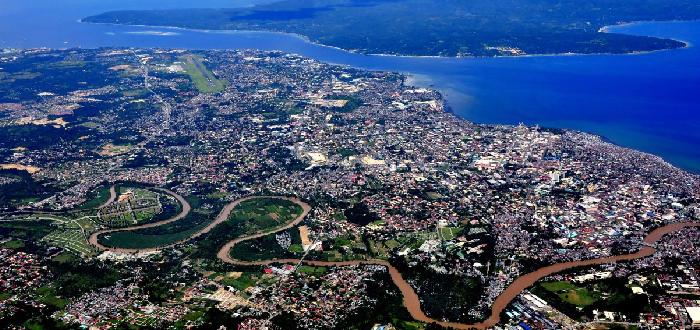 Ciudades de Filipinas Ciudad Dávao