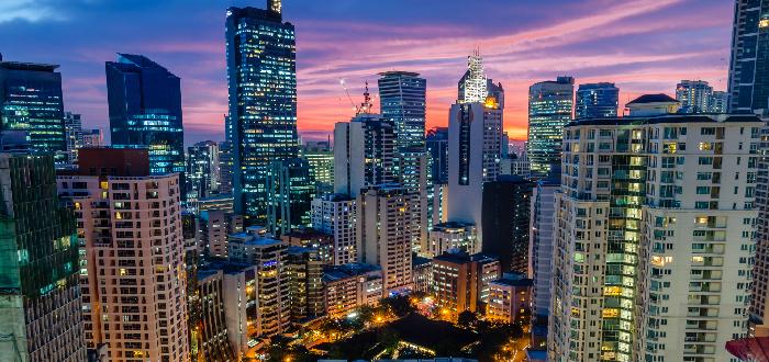 Ciudades de Filipinas Makati