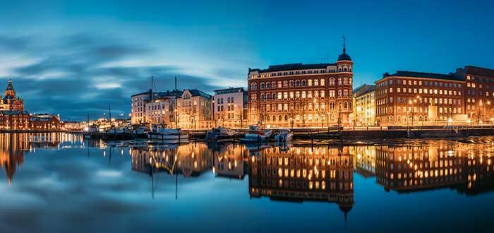 Ciudades de Finlandia | Helsinki