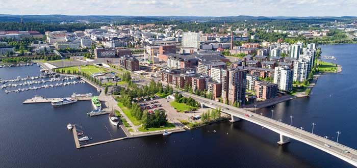 Ciudades de Finlandia | Jyväskylä