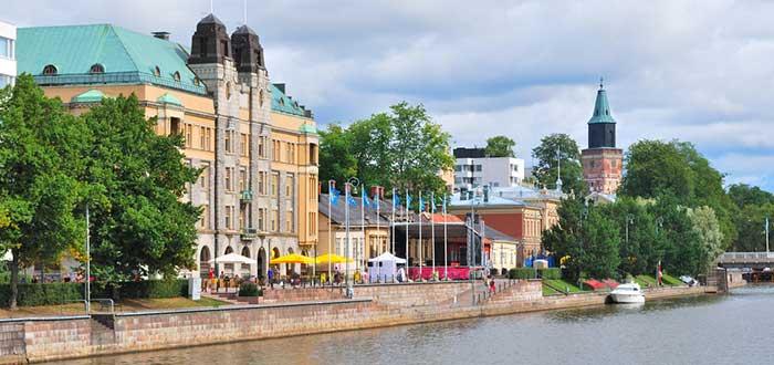 Ciudades de Finlandia | Turku
