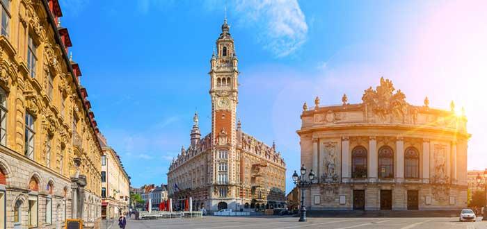 Ciudades de Francia | Lila