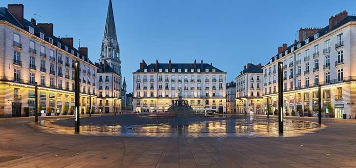 Ciudades de Francia | Nantes