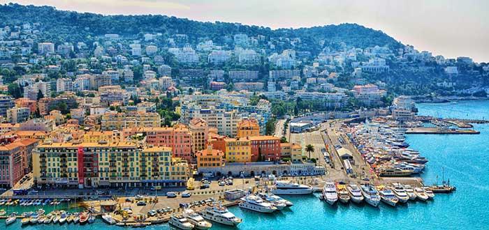 Ciudades de Francia | Niza