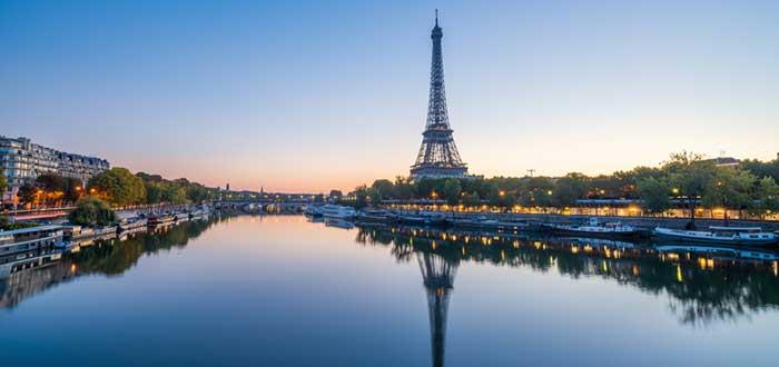 Ciudades de Francia | París