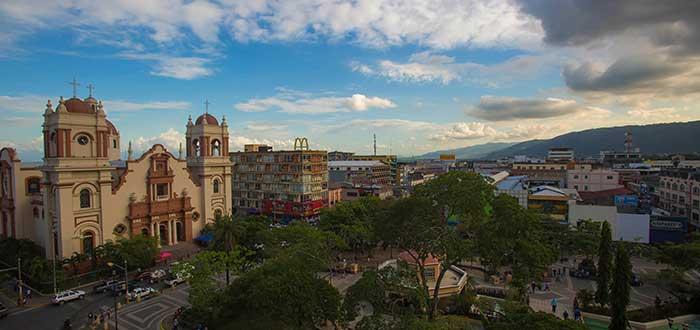 Ciudades de Honduras | San Pedro Sula