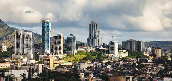 Ciudades de Honduras | Tegucigalpa