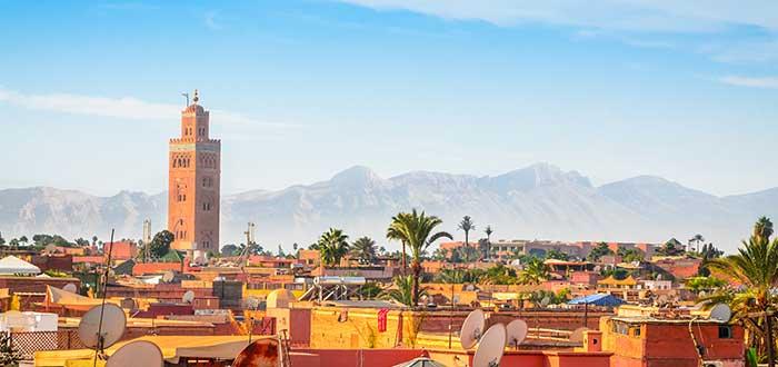 Ciudades de Marruecos | Marrakech
