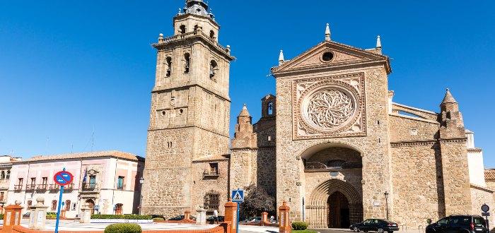 Qué ver en Talavera de la Reina, Colegiata de Santa María