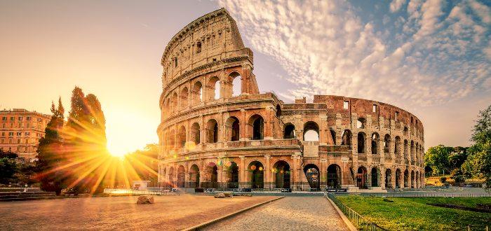 Qué ver en Italia, Coliseo de Roma