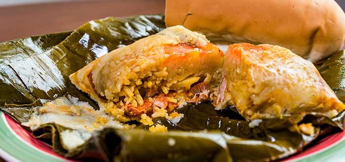 Comida hondureña | Nacatamales